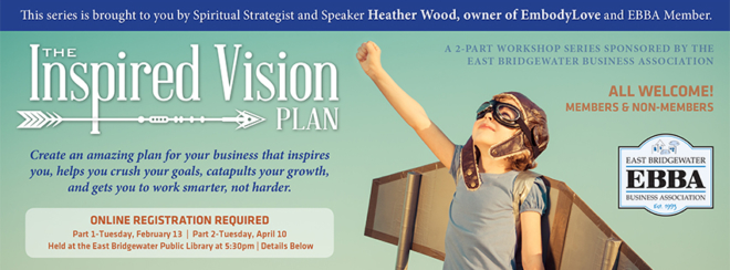 The Inspired Vision Plan Workshop Series